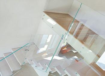 Prodotti progetto scale realizzazione scale su misura - Scale eleganti per interni ...