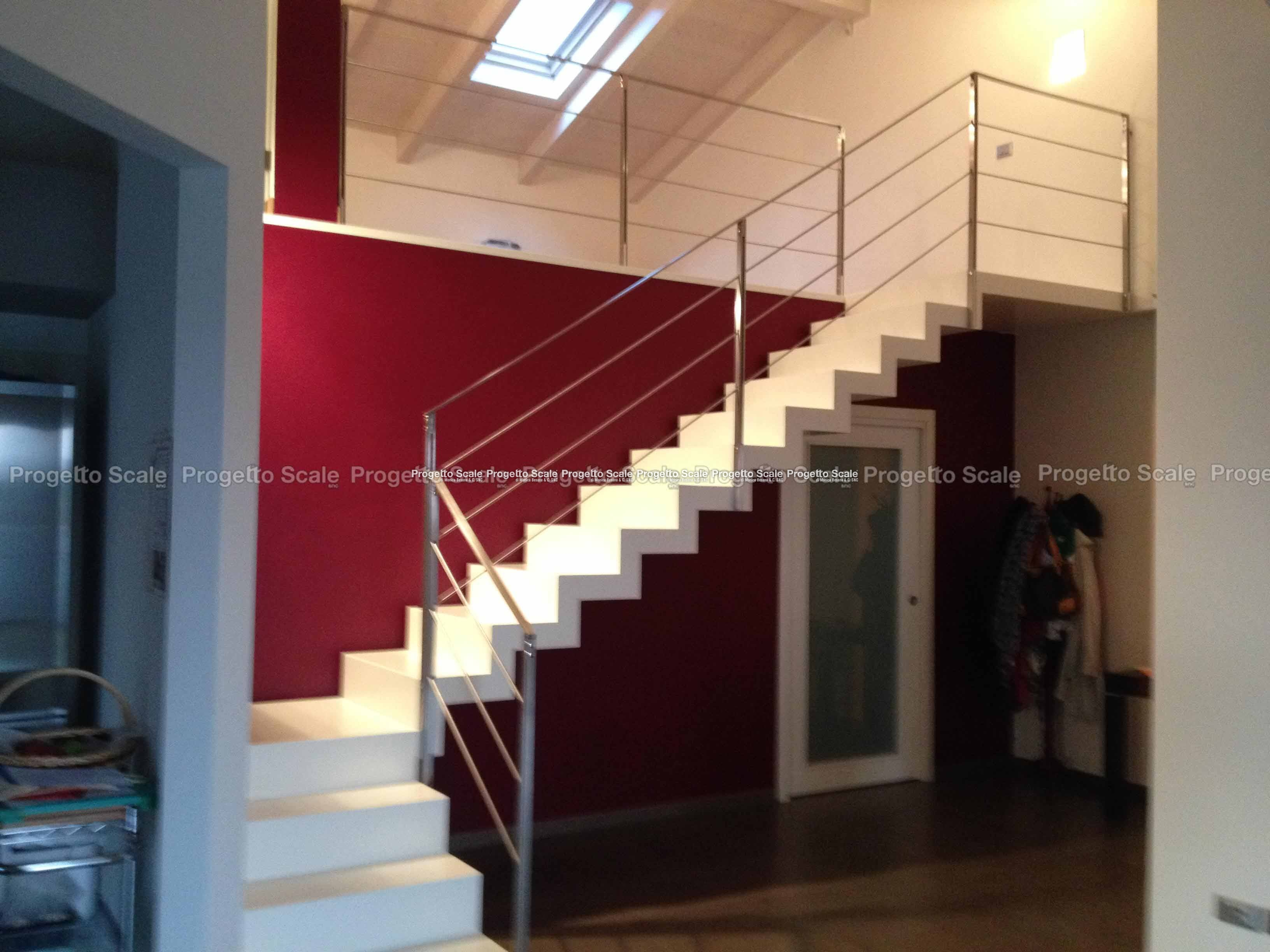 Costo scala in legno scale interne in legno prezzi scale - Scale x interni prezzi ...