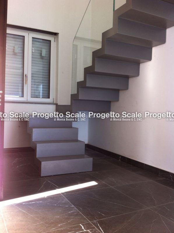 Scale in metallo monoblocco scala in metallo monoblocco 12 - Normativa scale interne ...