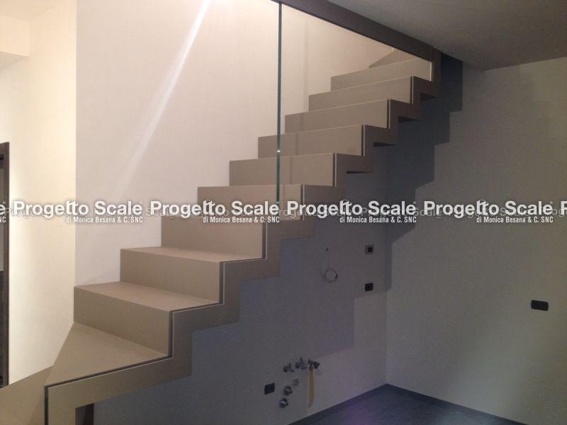 Scale in metallo monoblocco scala in metallo monoblocco 08 - Scale usate per interni ...